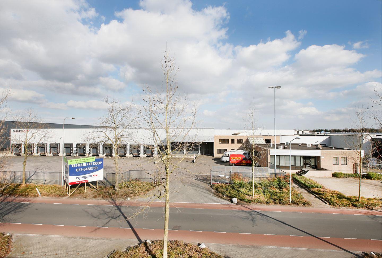 Distribution hall, Uden: Frontstraat 14