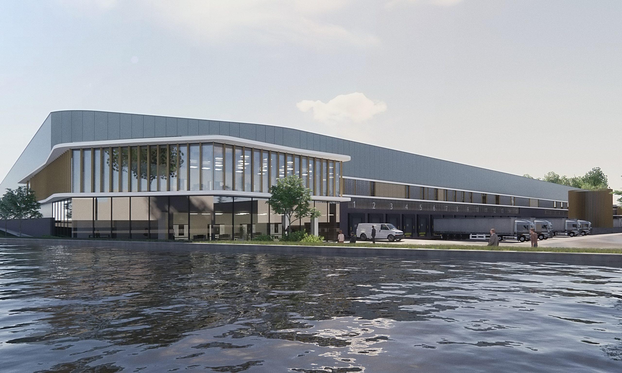 VDG Real Estate & Next Level ontwikkelen Warehouse Waalwijk van 34.000 m2