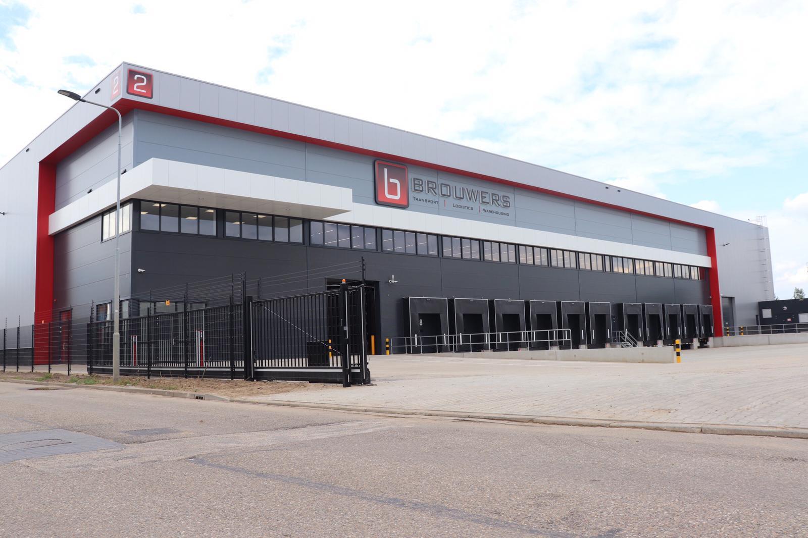 VDG levert tweede logistiek centrum van 11.000 m2 op voor Brouwers in 's-Hertogenbosch