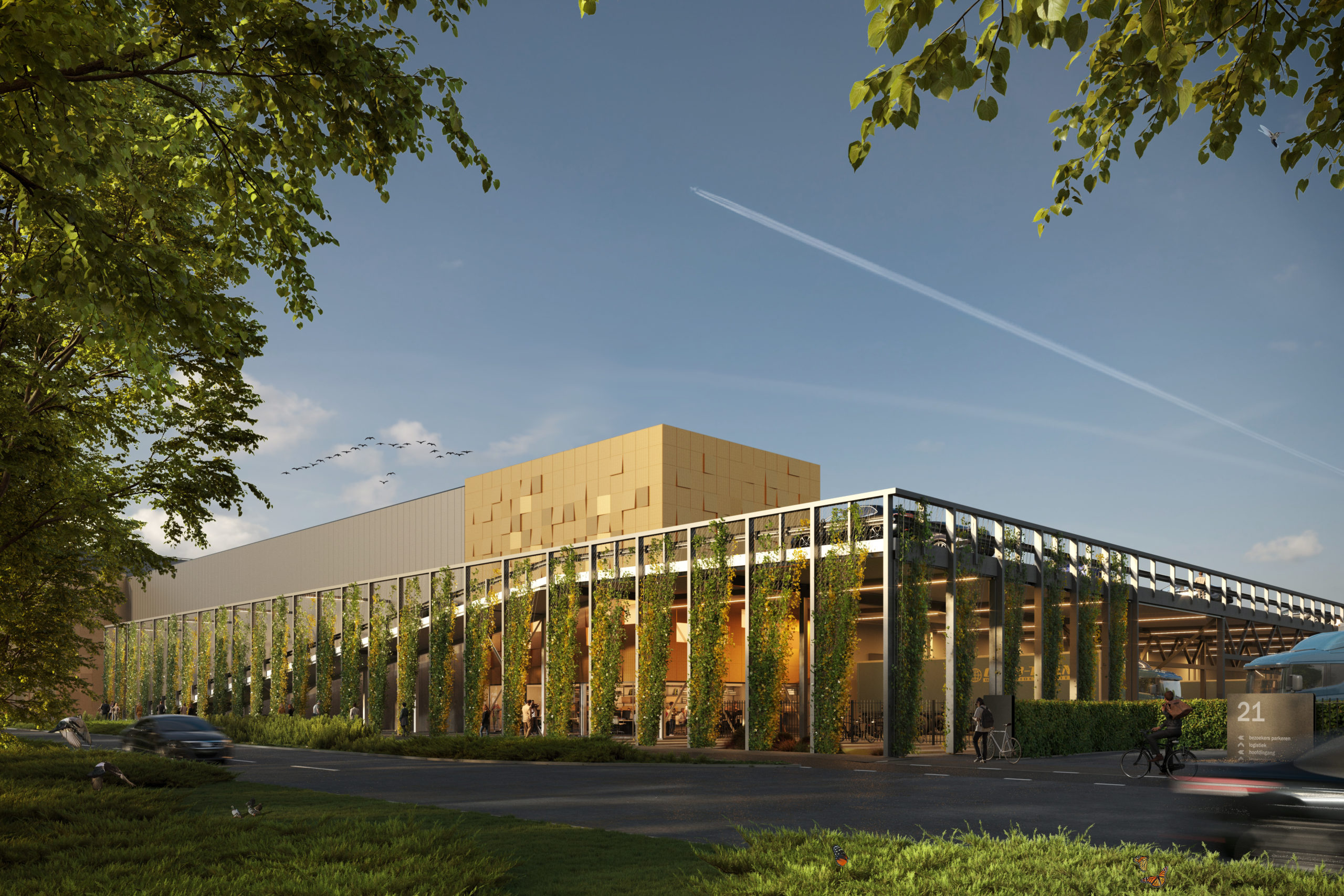 VDG Warehouse Schiphol