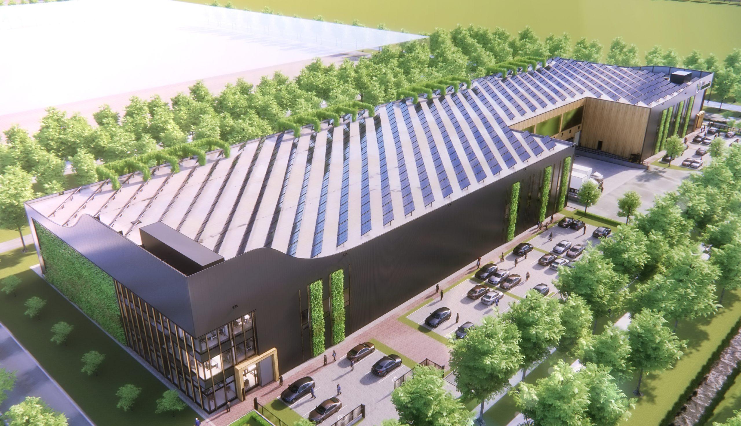 VDG Warehouse Schiphol II