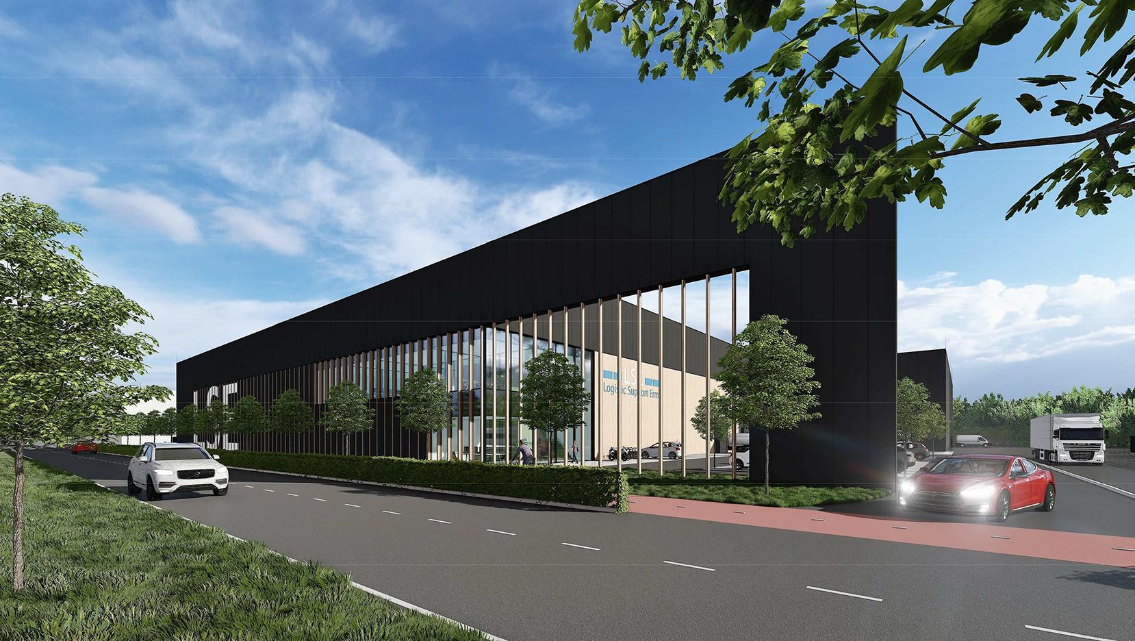 VDG Warehouse Venlo