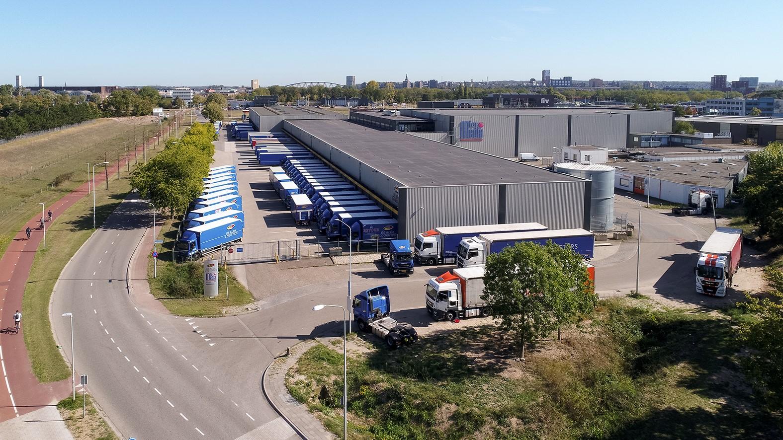 VDG Real Estate verkoopt twee warehouses van in totaal 32.200 m2 in Nijmegen aan Granite