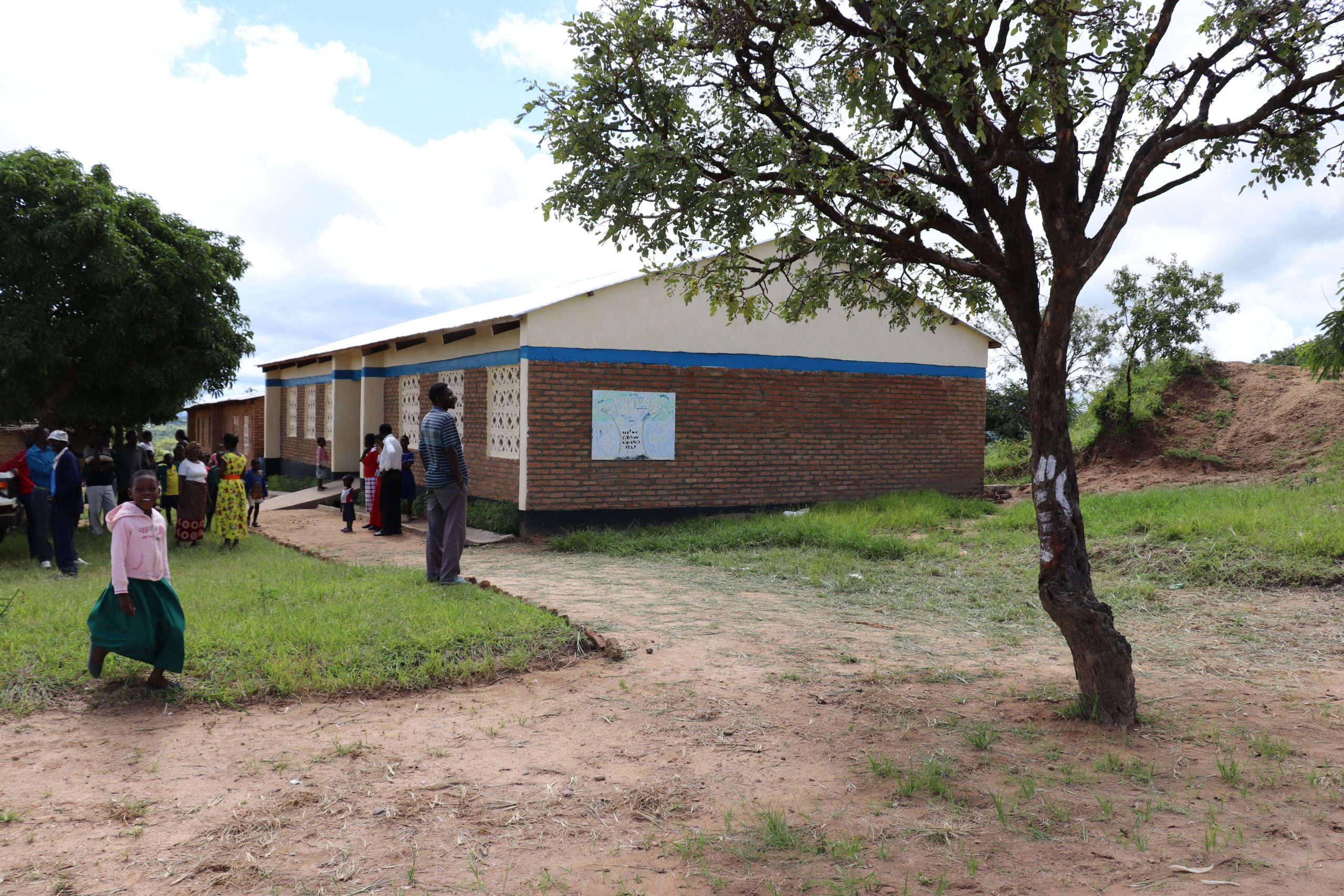 Uitbreiding basisschool Chivukutu