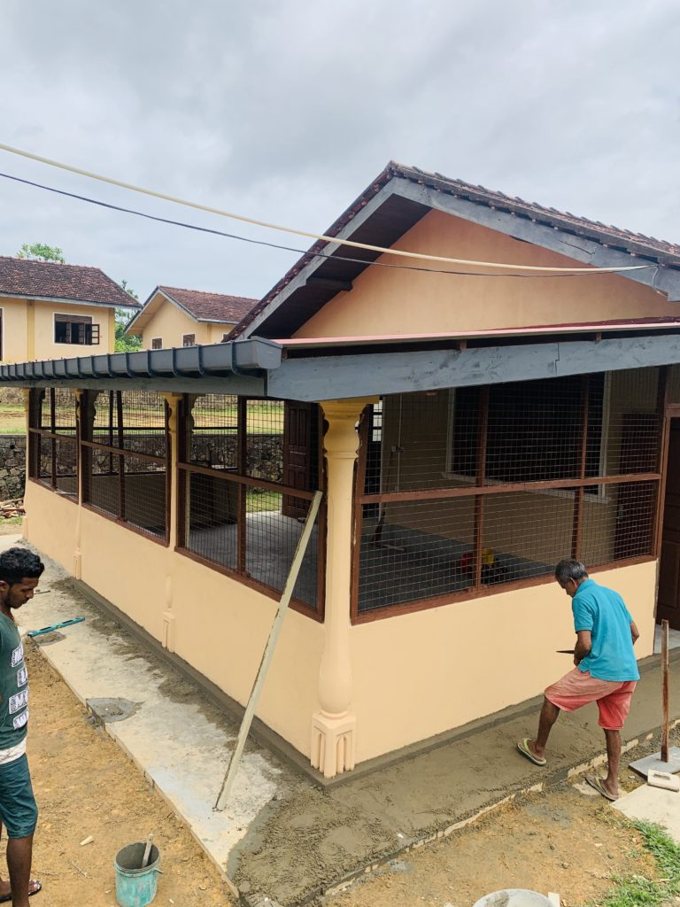 Pikaspon – uitbreiding Vocational Training School