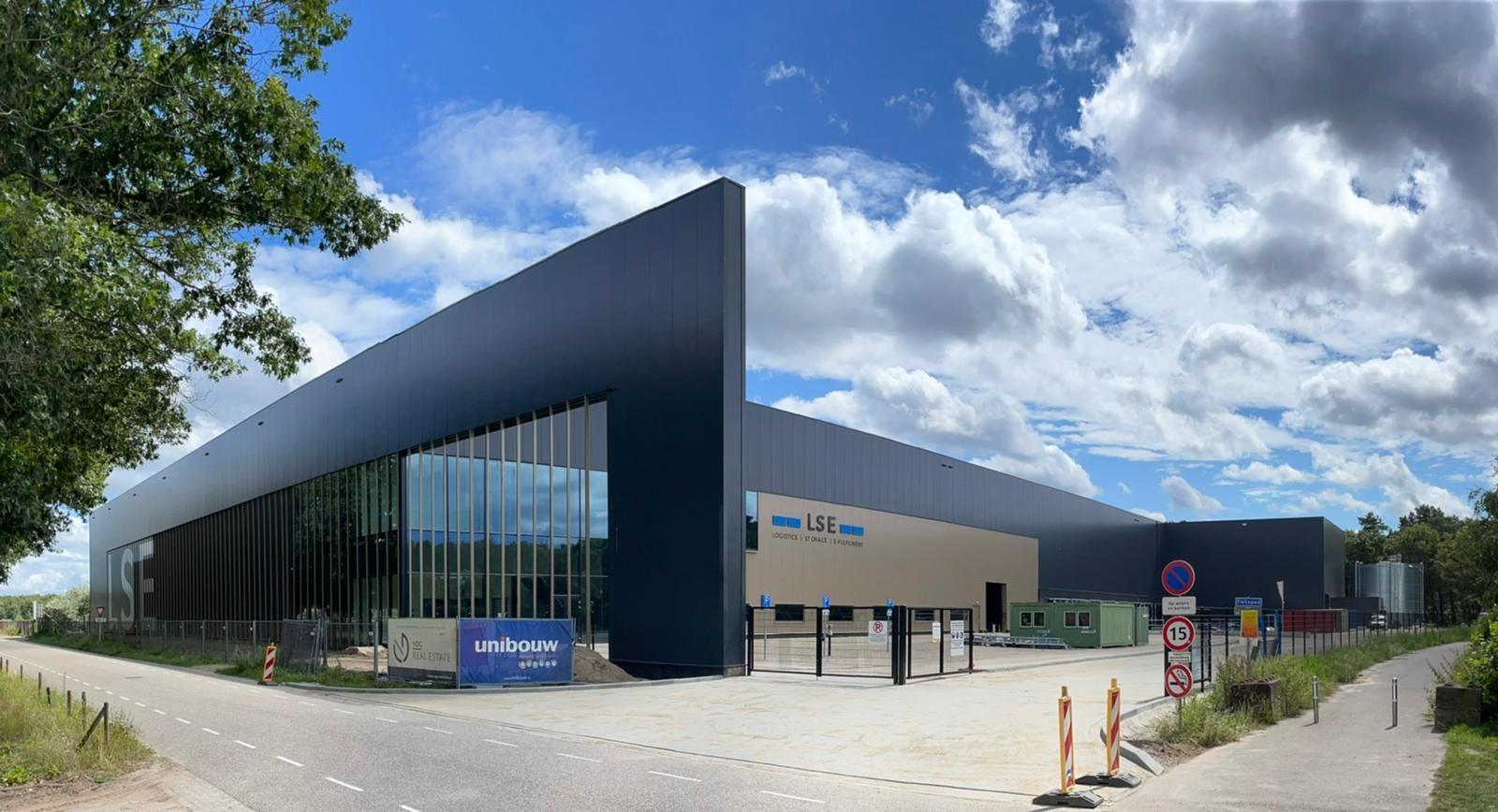 VDG Real Estate levert VDG Warehouse Venlo op; Huurder LSE heeft zijn intrek genomen